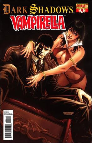 Dark Shadows / Vampirella 4-A