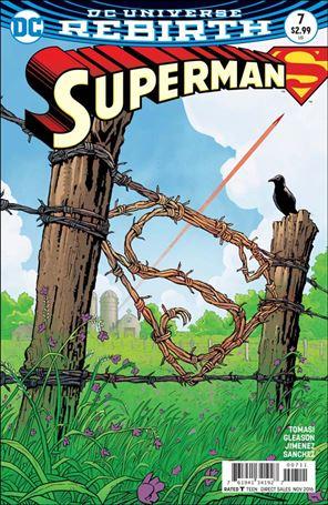 Superman (2016) 7-A