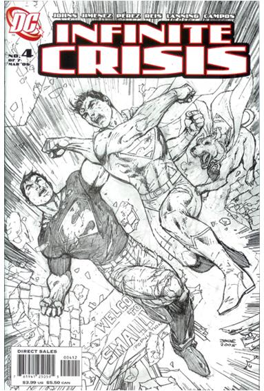 Infinite Crisis 4-C by DC