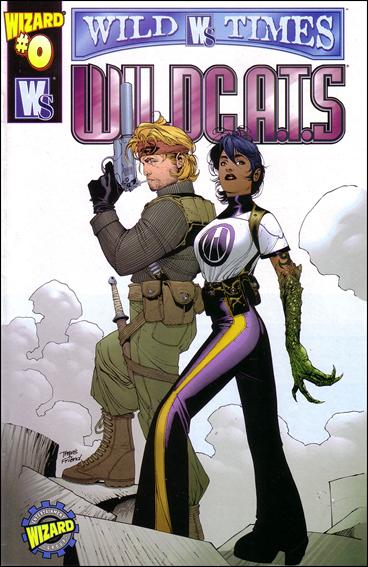 Wild Times: WildC.A.T.s 0-A by WildStorm