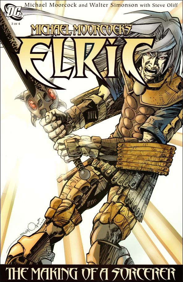 Michael Moorcock's Elric: The Making of a Sorcerer 3-A by DC