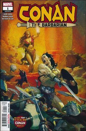 Conan the Barbarian (2019) 1-A