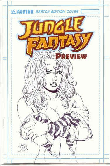 Jungle Fantasy Preview 1-H by Avatar Press