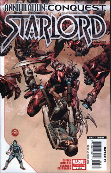 Annihilation: Conquest - Starlord 4-A by Marvel