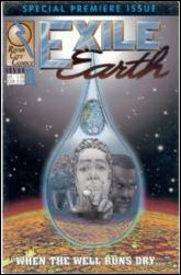 Exile Earth 1-A by River City Comics