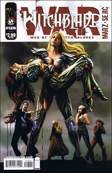 Witchblade 128-B by Top Cow