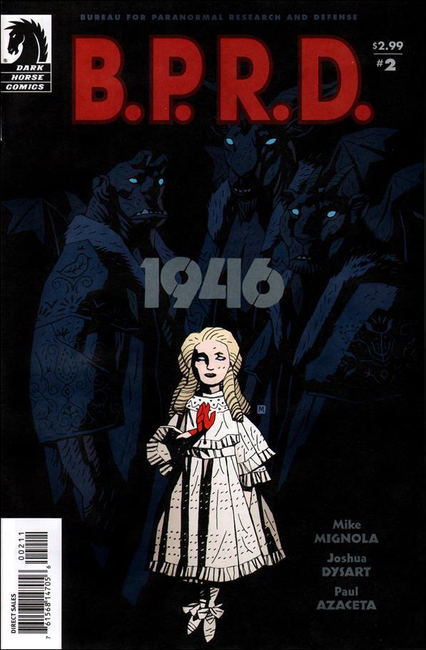 B.P.R.D.: 1946 2-A by Dark Horse