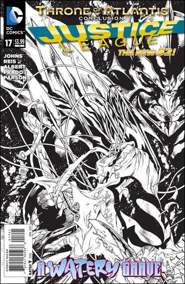 Justice League (2011) 17-E by DC