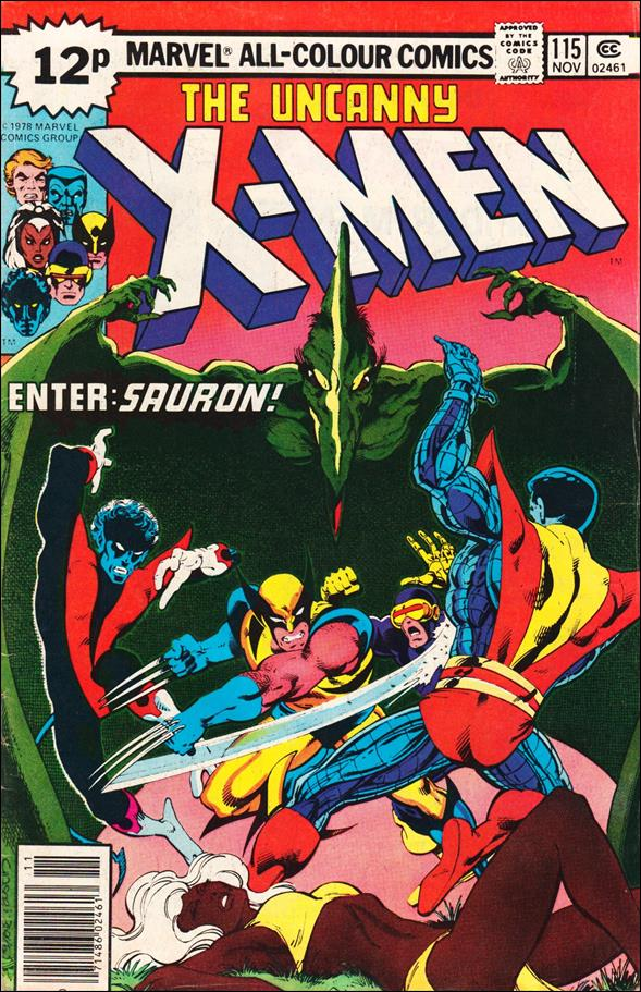 X-Men (1963) 115-B by Marvel