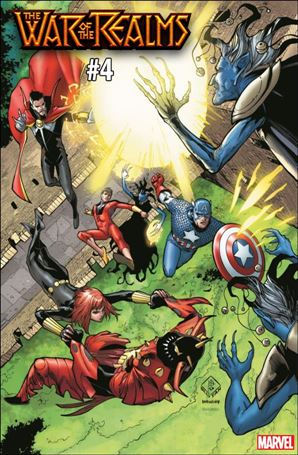 War of the Realms 4-D