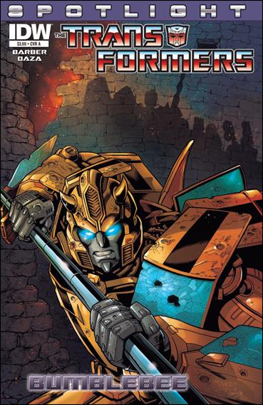 Transformers Spotlight: Bumblebee nn-A by IDW