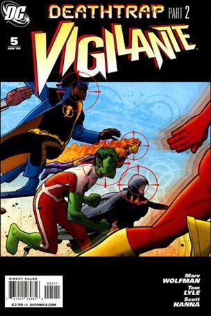 Vigilante (2009) 5-A