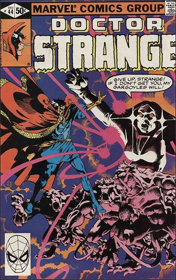 Doctor Strange (1974) 44-A by Marvel