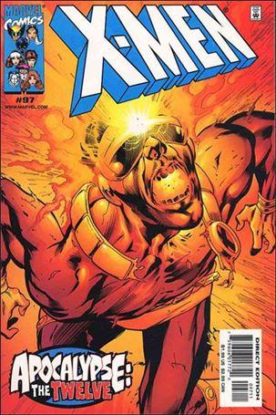 X-Men (1991) 97-A