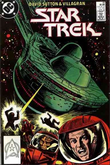 Star Trek (1984) 49-A by DC