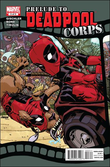 Prelude to Deadpool Corps 3-A by Marvel