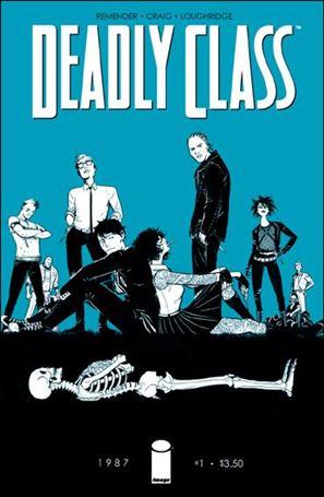 Deadly Class 1-A