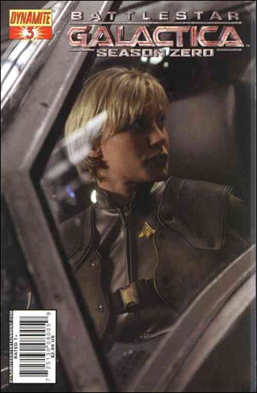 Battlestar Galactica: Season Zero 3-D by Dynamite Entertainment
