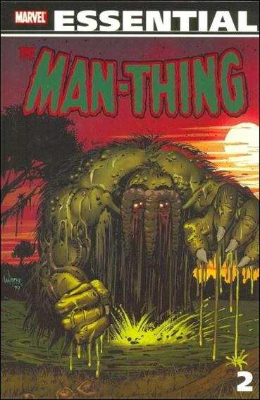 Essential Man-Thing 2-A by Marvel
