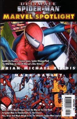 Marvel Spotlight: Brian Michael Bendis/Mark Bagley nn-A by Marvel