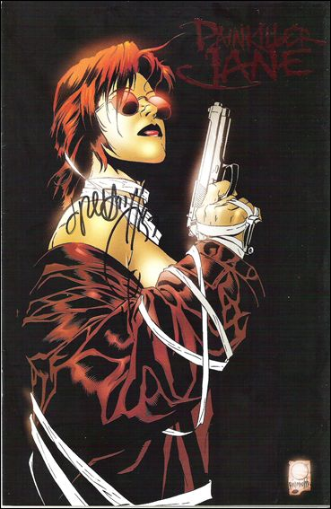 Painkiller Jane (1997) 1-E by Event Comics