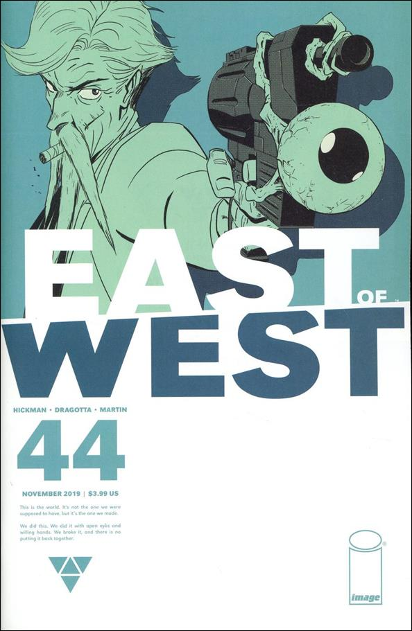 East of West 44-A by Image