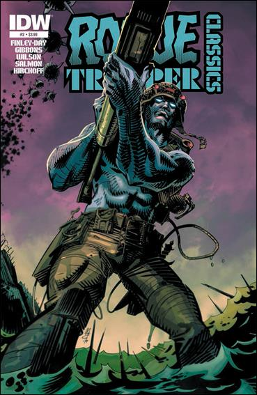 Rogue Trooper Classics 2-A by IDW