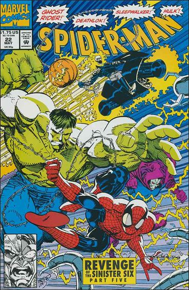 Spider-Man (1990) 22-A by Marvel