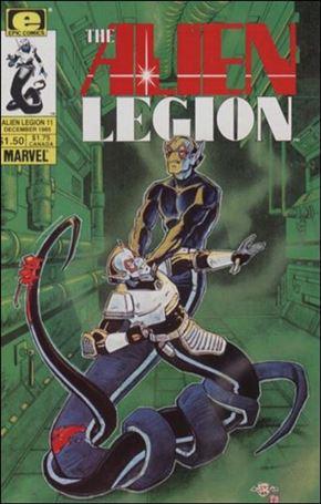 Alien Legion (1984) 11-A