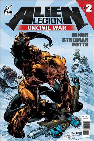 Alien Legion: Uncivil War 2-A