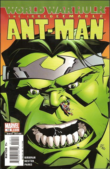 Irredeemable Ant-Man 10-A by Marvel