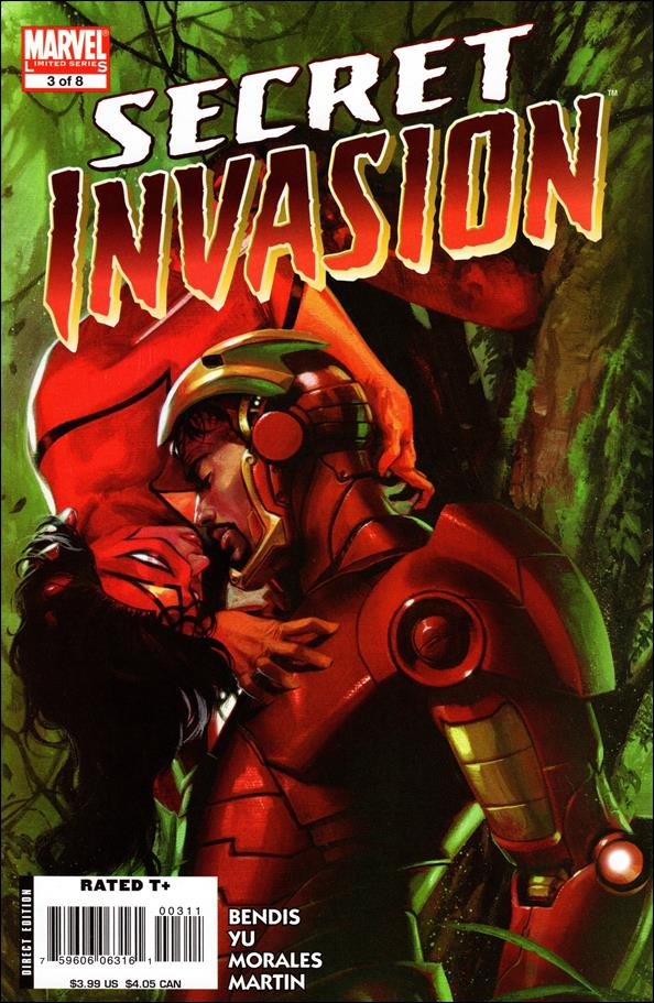 Secret Invasion 3-A by Marvel