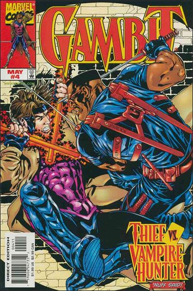 Gambit (1999) 4-A by Marvel