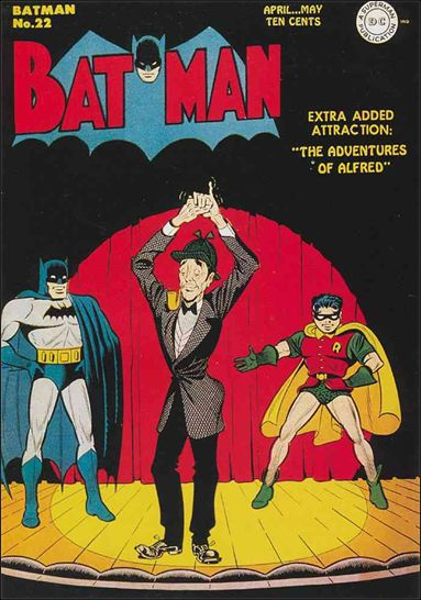 Batman (1940) 22-A by DC