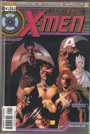 Marvels Comics: X-Men 1-A
