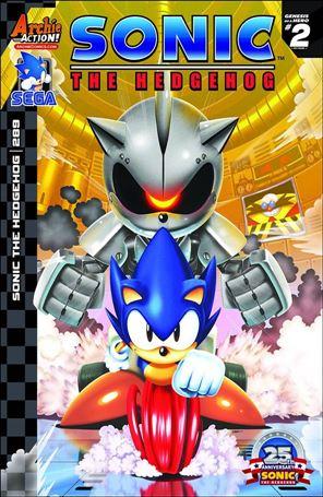 Sonic the Hedgehog (1993) 289-A