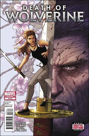 Death of Wolverine 3-A
