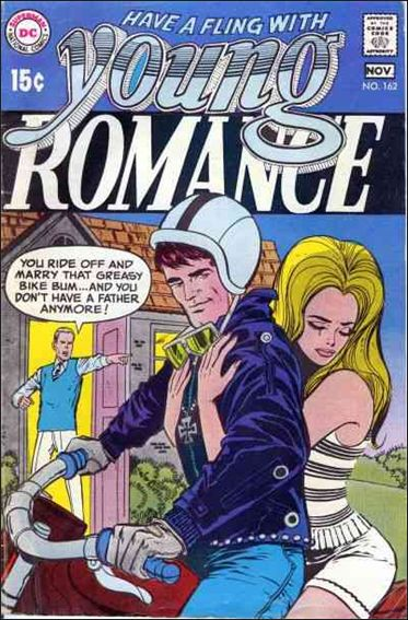 Young Romance (1963) 162-A by DC