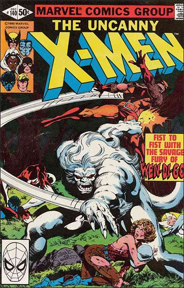 X-Men (1963) 140-A by Marvel