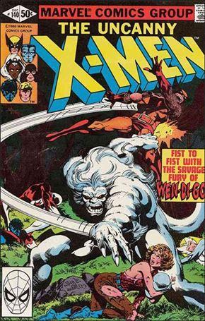 X-Men (1963) 140-A