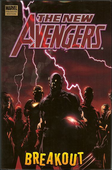 New Avengers (2005) 1-A by Marvel