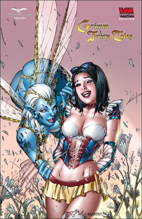 Grimm Fairy Tales 53-C by Zenescope Entertainment