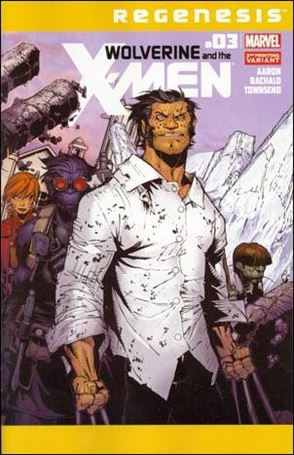 Wolverine &amp; the X-Men 3-B