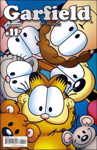 Garfield 11-A by Kaboom!