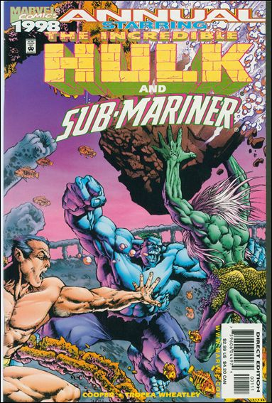 Incredible Hulk Annual  '1998'-A by Marvel