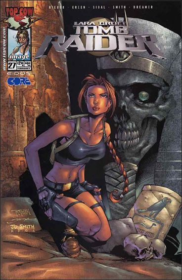 Tomb Raider: The Series 27-A by Top Cow