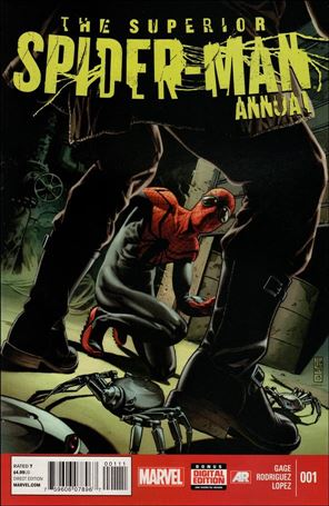 Superior Spider-Man Annual 1-A