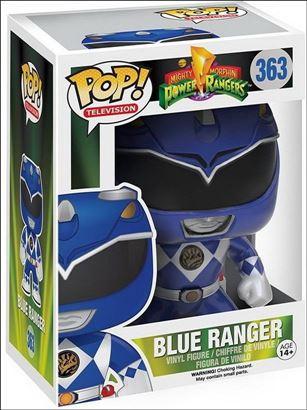POP! Television Blue Ranger