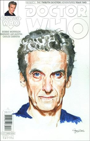 Doctor Who: The Twelfth Doctor Year Two 11-C