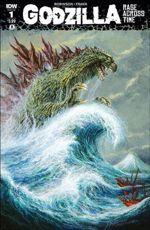 Godzilla: Rage Across Time 1-A